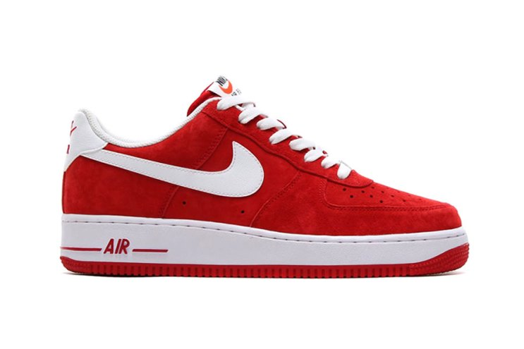 Nike 2014 Fall Air Force 1 Low Suede Pack