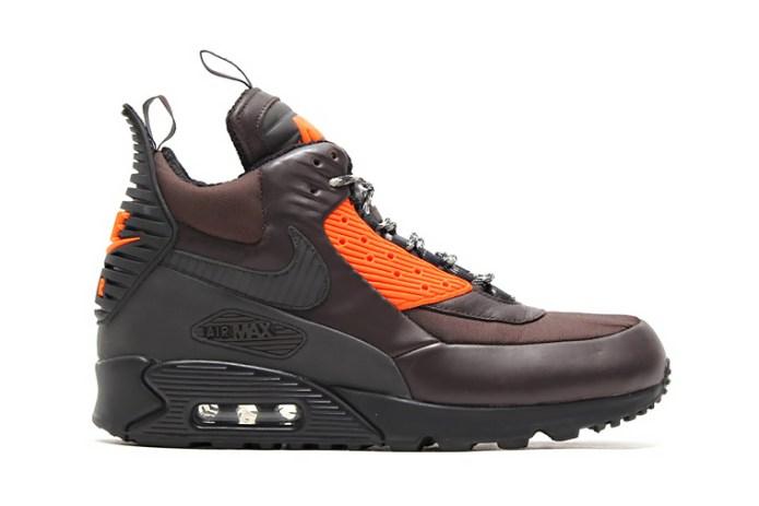 Nike 2014 Fall/Winter Air Max 90 Sneakerboot