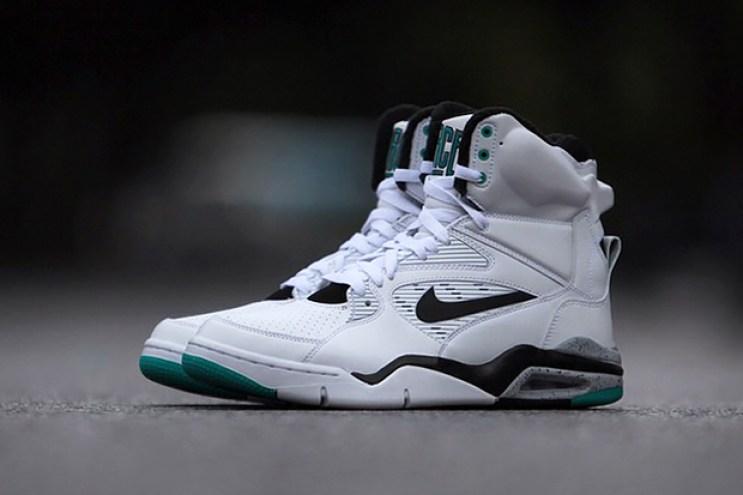 "Nike Air Command Force ""Emerald"""