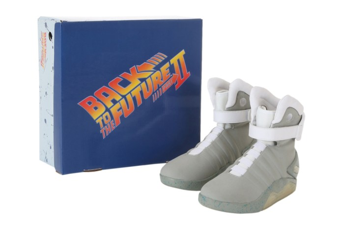 Nike Air Mag Halloween Costume Replicas Officially Licensed by Universal Studios