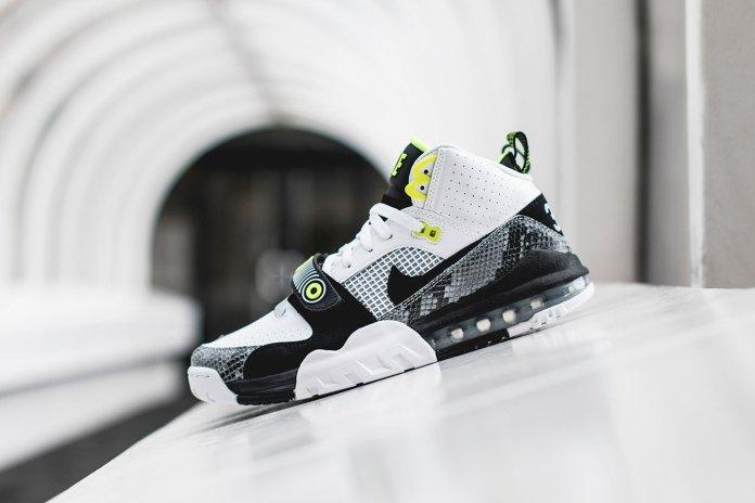 Nike Air Max Bo Jackson White