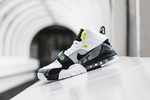Nike Air Max Bo Jackson White