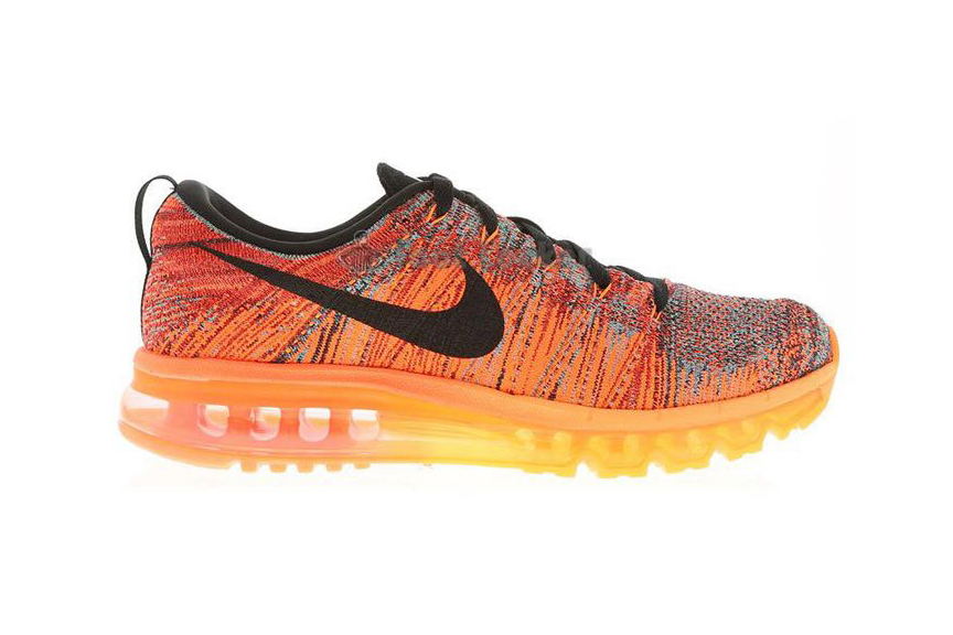Nike Flyknit Air Max University Red/Black/Hyper Crimson