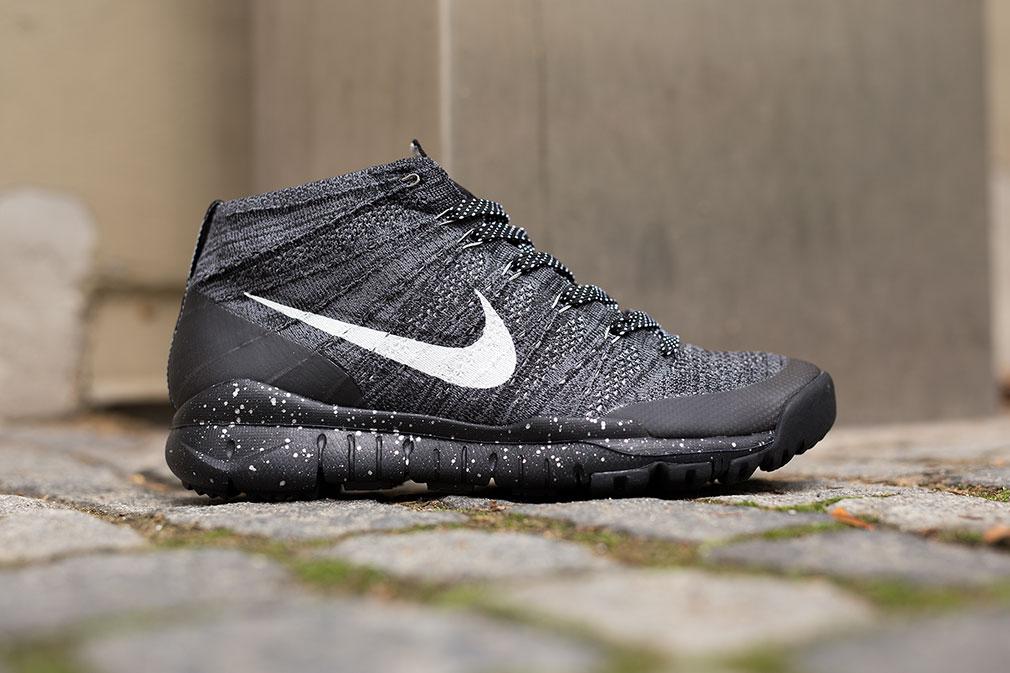 "Nike Flyknit Chukka Trainer FSB ""Light Charcoal"""