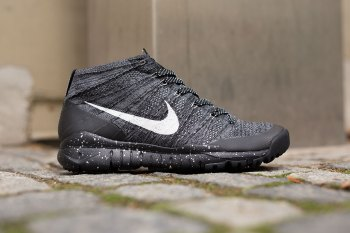 "Nike Flyknit Chukka Trainer FSB ""Light Charcoal"""