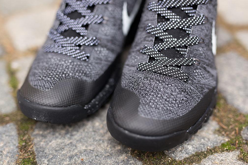 Nike Flyknit Chukka Trainer Fsb Light Charcoal Hypebeast