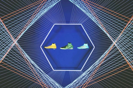 Nike Football Innovation Showcase in Rome
