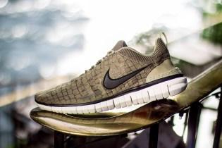 Nike Free OG 2014 Dark Dune/Black-Bamboo