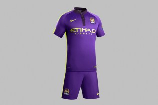 Nike Introduces New Third Kits for Manchester City, PSG and Barcelona