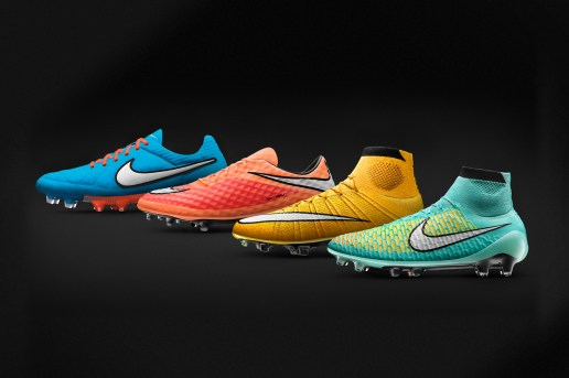 Nike Launches New Colors for its Boot Collection