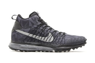 Nike Lunar Fresh Sneakerboot Black/Light Ash Grey-Dark Ash
