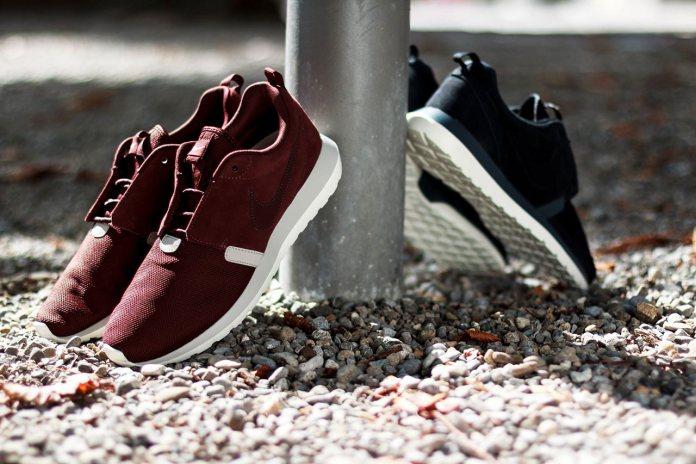 Nike Roshe Run NM Barkroot & Black