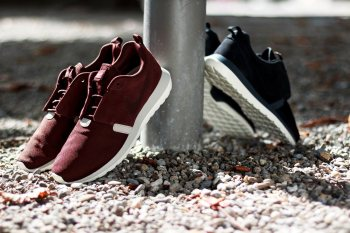 Nike Roshe Run NM Barkroot & Black