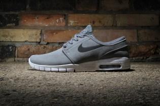 "Nike SB Stefan Janoski Max ""Cool Grey"""