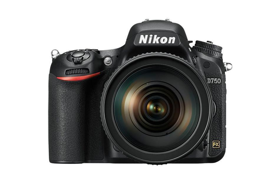 Nikon Presents the D750 DSLR Camera