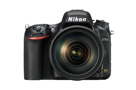 Nikon Presents the D750 DSLR Camera