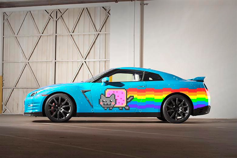 "Nissan Responds to Deadmau5 Receiving a ""Cease and Desist"" Letter from Ferrari"