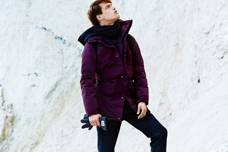 Norse Projects 2014 Fall/Winter Lookbook