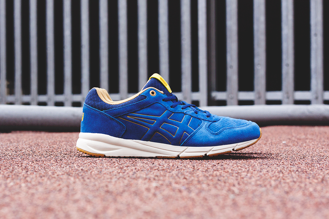 "Onitsuka Tiger Shaw Runner ""Estate Blue"""