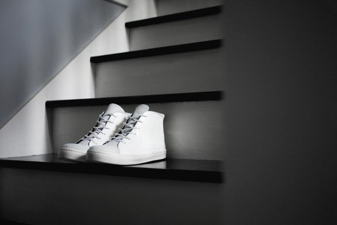 Opening Ceremony 2014 Fall/Winter Classic High Top Sneakers