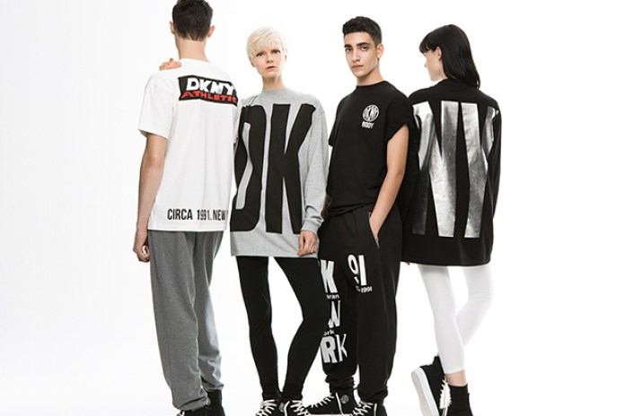 DKNY x Opening Ceremony 2014 Fall/Winter Lookbook