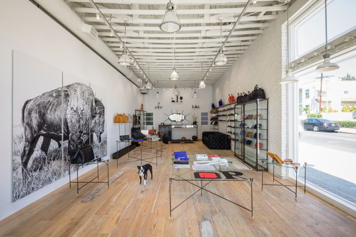 Parabellum Opens Its First Flagship Store in Los Angeles