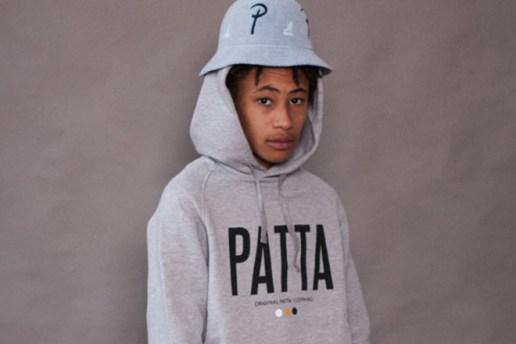 Patta 2014 Fall/Winter Lookbook