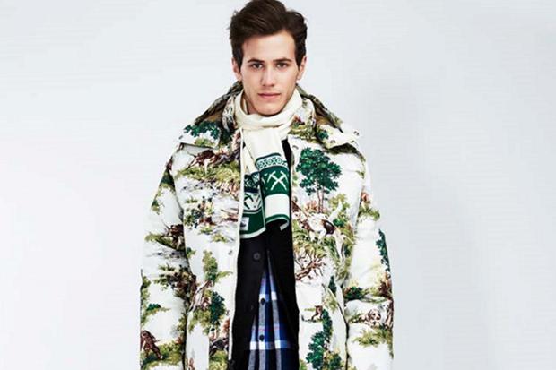 Penfield 2014 Autumn/Winter Lookbook