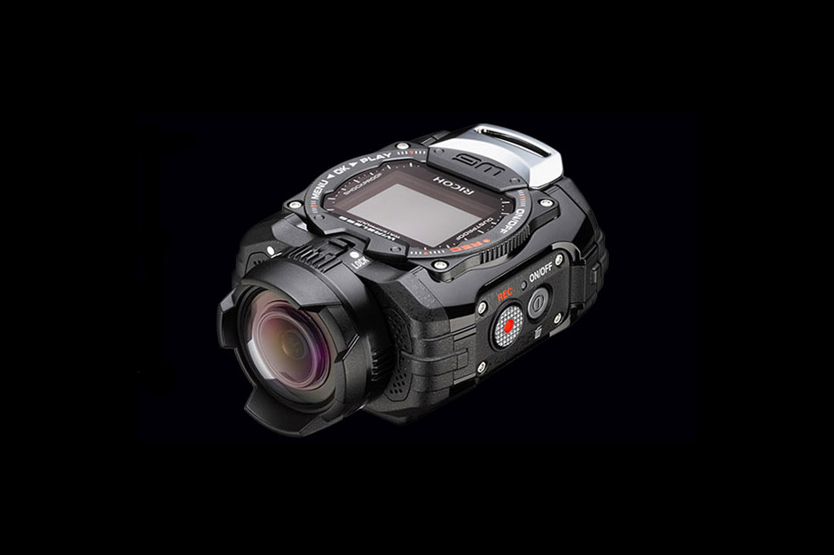 Pentax Makers Present the Ricoh WG-M1 Action Camera