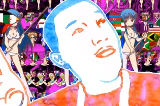 "Pharrell Williams ""It Girl"" Music Video"