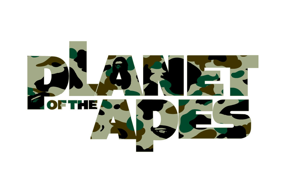 Planet of the Apes x A Bathing Ape 2014 Capsule Collection