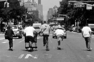"Pontus Alv and CONS Shred New York in ""Manhattan Days"""