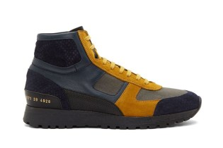 Robert Geller x Common Projects 2014 Fall/Winter Collection