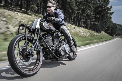 """Roland Sands Custom Indian """"Track Chief"""""""