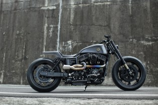 "Rough Crafts' Harley-Davidson Dyna ""Urban Cavalry"""
