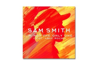 Sam Smith featuring A$AP Rocky – I'm Not The Only One