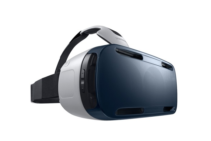 Samsung Unveils its Oculus-Powered Gear VR
