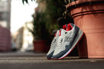 Saucony 2014 Fall Shadow 5000 Grey