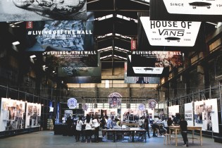 Pusha T Headlines the Seoul House of Vans Opening