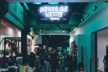 Shanghai House of Vans 2014 Recap