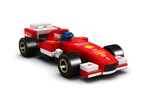 Shell V-Power Lego Collection