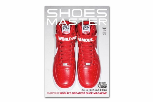 SHOES MASTER Vol. 22 featuring Supreme x Nike