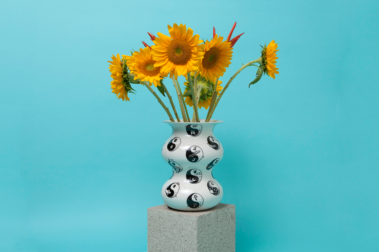 """Sincerely Yours"" Porcelain Sculpture by Steven Harrington & Case Studyo"