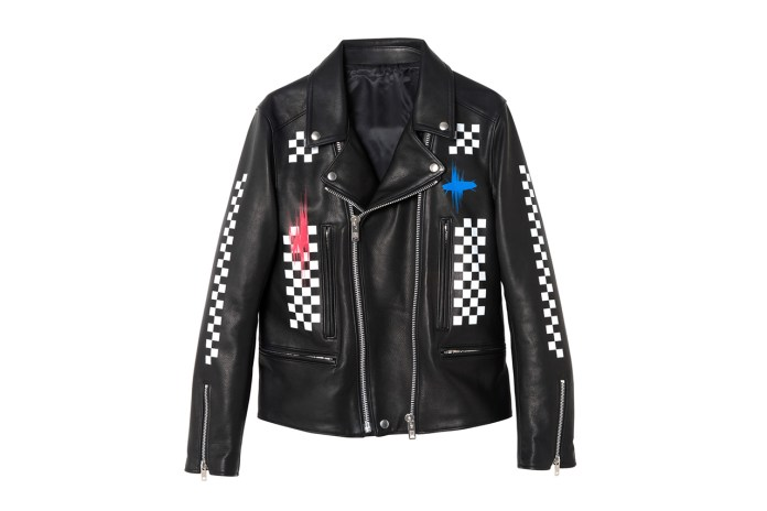 Sk8thing x UNDERCOVER 2014 Zip Rider's Jacket