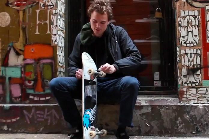 SKATE London with Nick Jensen