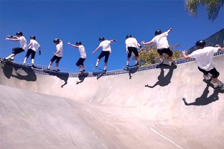 "Skateboarding ""Time Collapse"" Film Shows Painstaking Attention to Detail"