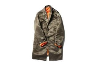 SOPHNET. 2014 Fall/Winter Military Long Jacket