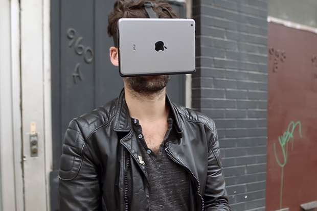 Strap Your iPad Directly to Your Face with AirVR