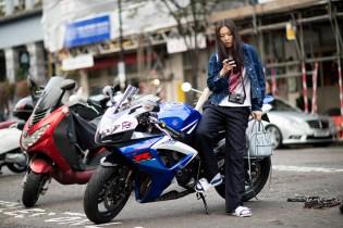 Streetsnaps: London Fashion Week September 2014 Part 1