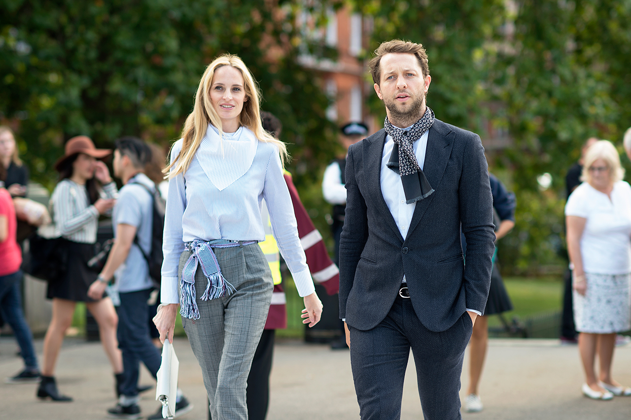 streetsnaps london fashion week september 2014 part 1